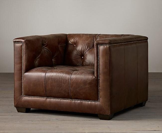 Кресла в стиле лофт KK008
