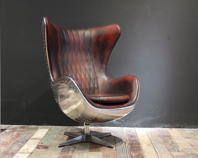 Кресла в стиле лофт KK006
