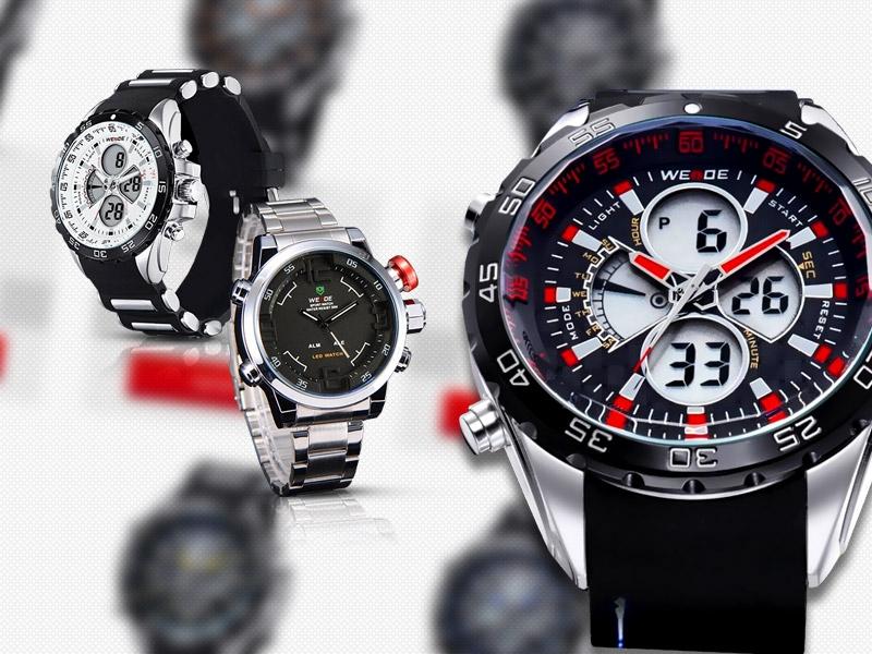 Новая партнерская программа - Часы марки Weide
