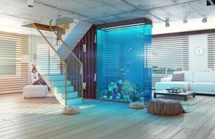 Изготовление аквариумов на заказ в Москве