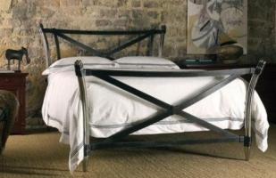 Изготовление дизайнерских кроватей в стиле лофт по вашим размерам на заказ.