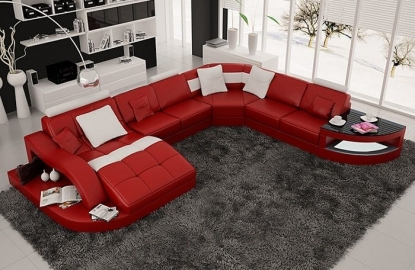 Каталог фото угловых диванов фото U001