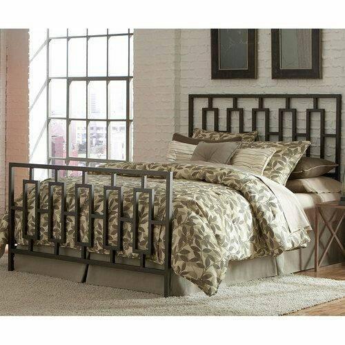 Кровать в стиле лофт K002