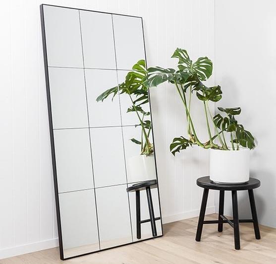 Зеркало в стиле лофт z001