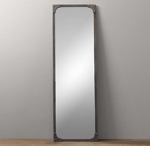 Зеркало в стиле лофт z006