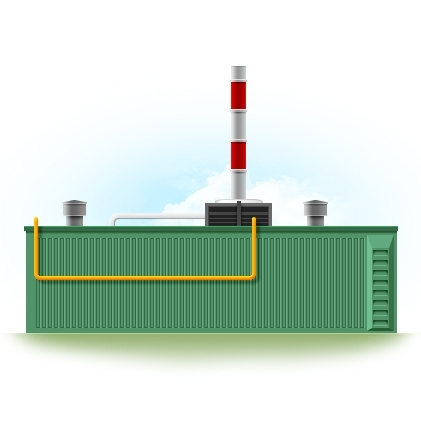 ART-Gaz MK 200 (2,0 – 5,0 МВт)