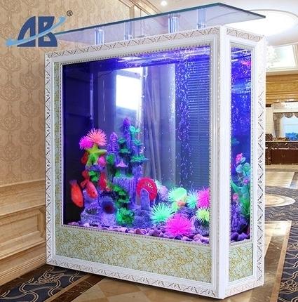 Акриловые аквариумы под заказ из Китая